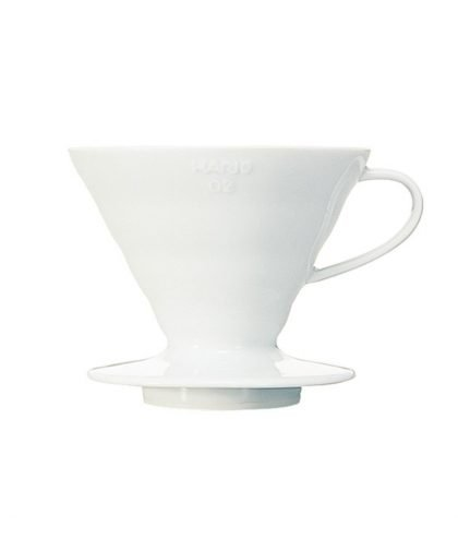 Hario - Kaffeefilter V60 Keramik weiß (VDC-02W)