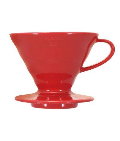 Hario Keramik Filter rot VDC-02R