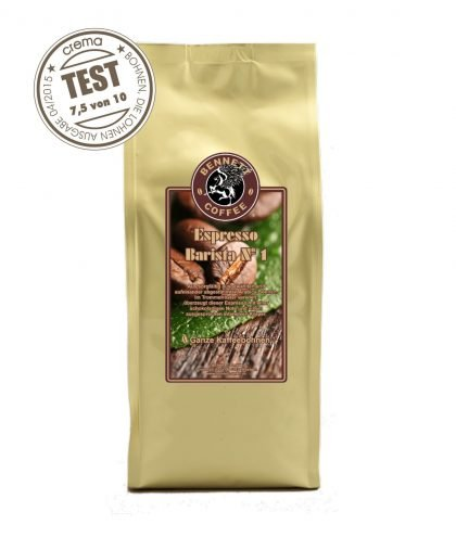 BENNETT Coffee - Espresso Barista No. 1