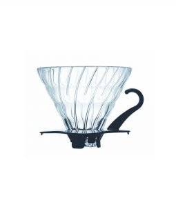 Hario - Kaffeefilter V60 Glas (VDG-01B)