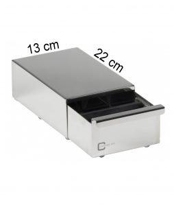 Sudschublade D-Mini geöffnet