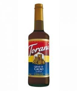 Torani - Crème de Cacao