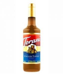 Torani - English Toffee