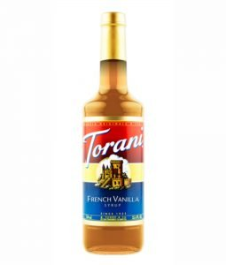 Torani French Vanilla Sirup 750ml