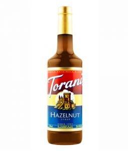 Torani Hazelnut 750ml