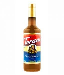 Torani - Gingerbread Sirup 750ml