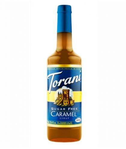 Torani Caramel zuckerfrei