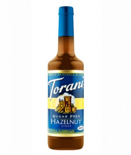 Torani - Hazelnut zuckerfrei 750ml