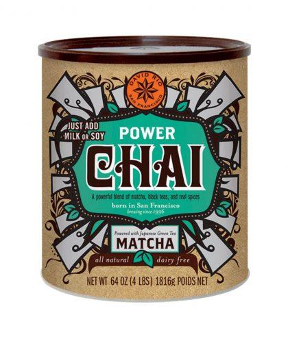 DavidRio Power Chai