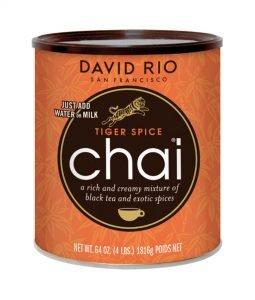 David Rio Chai - Tiger Spice Dose 1816g