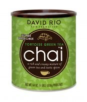 David Rio Chai - Tortoise Green Tea Dose