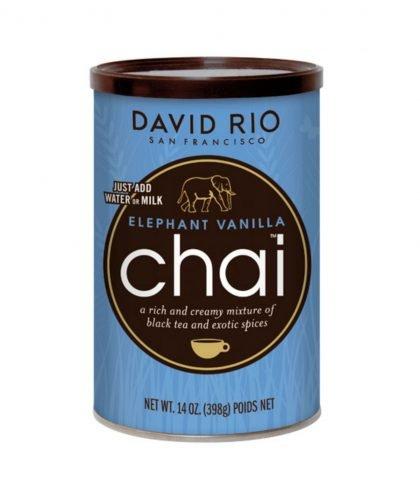 David Rio Chai - Elephant Vanilla Dose 398g