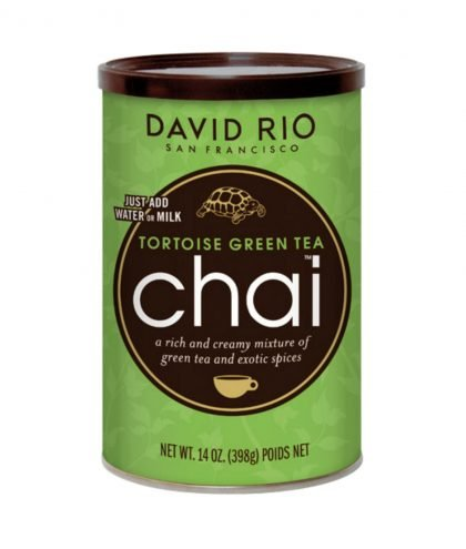 DavidRio Tortoise Green Tea Dose