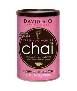 David Rio Chai - Flamingo Vanilla Dose 337g
