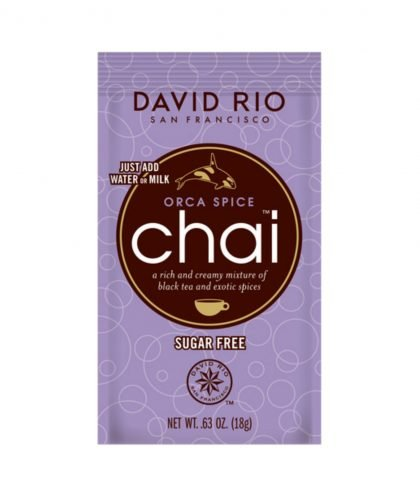 David Rio Chai - Orca Spice Display 12 x 18g