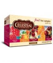 Früchte Tee Sammlung mit 5 Sorten