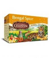 Bengal Spice Gewürz Tee mit leichter Schärfe