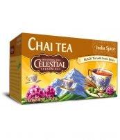 Gewürz Tee mit indischen Gewürzen und leichter Schärfe