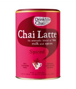 Drink me Chai spiced tea