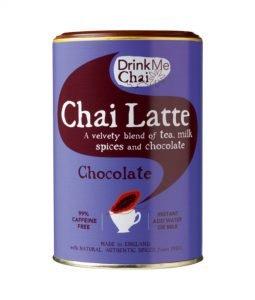Drink me Chai Chocolate