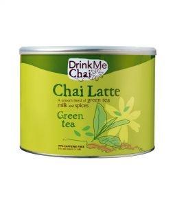 Drink me Chai Green Tea 1000g Dose