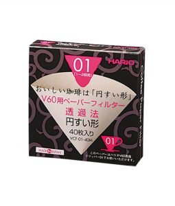 Hario - Papier Filter Misarashi 40 Stück