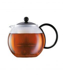 Bodum Assam Teebereiter mit Kunststofffilter 0.5l