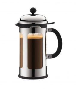 BODUM Chambord Kaffeebereiter mit Auslaufschutz