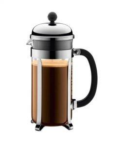 BODUM® - Chambord 8 Tassen Kaffeebereiter 1.0L