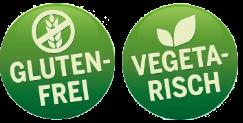 Glutenfrei - Vegetarisch
