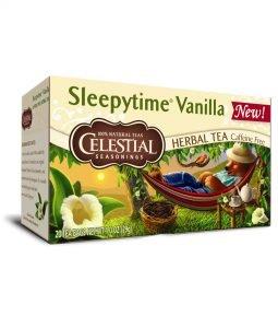 Kräuter Tee mit Vanille Aroma