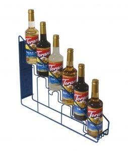 Torani Regal für 6 Sirup Flaschen