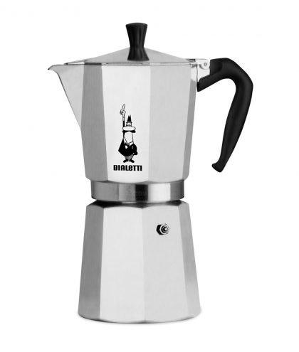 Bialetti - Moka 12 Tassen Espressokanne