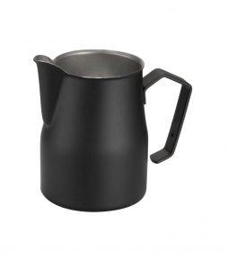 Motta - Milchkännchen Europa Professional 500ml schwarz