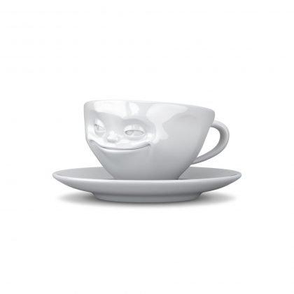 Fiftyeight - Espresso Tasse (grinsend)