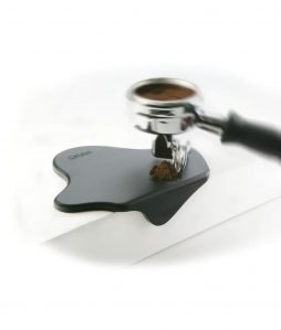 Cafelat - Tamper Mat Splat in schwarz
