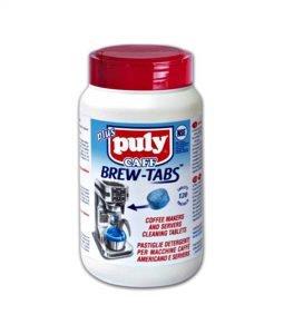 Puly CAFF BREW - Reinigungstabletten 120 x 4g