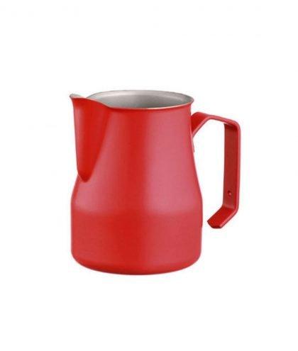 Motta 2750 Milchkännchen Europa 0,5 l rot teflon