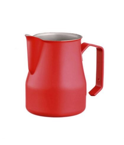 Motta 2775 - Milchkännchen Europa 0,75 l rot teflon