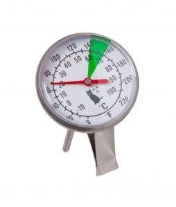 Motta 365 Milchschaumthermometer - neues Design