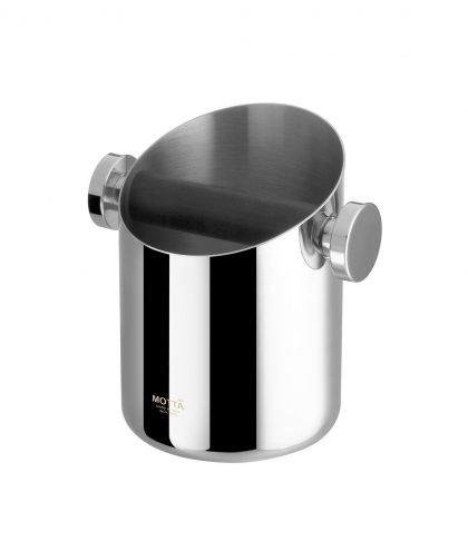 Motta 7750 - Abschlagbehälter Inox Edelstahl poliert klein