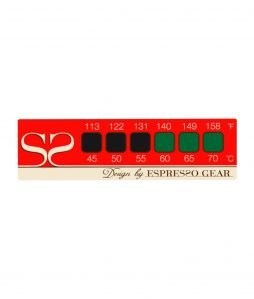 Espresso Gear Folien Thermometer