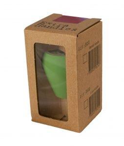 Abbildung eines Espresso Gear Tampergriffs in der Farbe grün