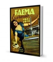 "Abbildung des Titel Covers des Buches: ""Faema Espresso 1945 - 2010"""