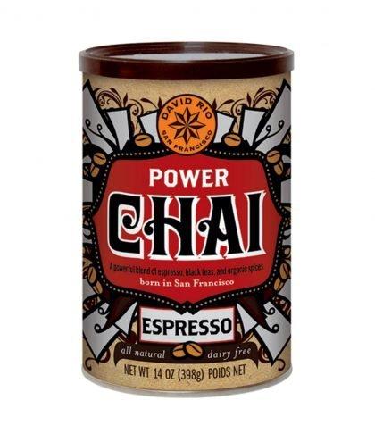 David Rio Power Chai mit Espresso