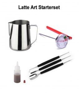 Latte-Art Starterset - Neuauflage