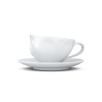 58 Espresso Tasse von rechts