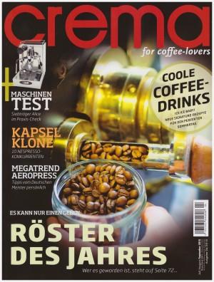 Crema Magazin Ausgabe 04/2015
