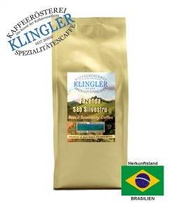 Klingler - Brazil Fazenda Sao Silvestre - Lagenkaffee