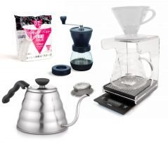 Hario V60 Dripper Set Professional